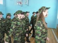 Месячник военно - патриотического воспитания