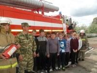 Пожарная тренировка